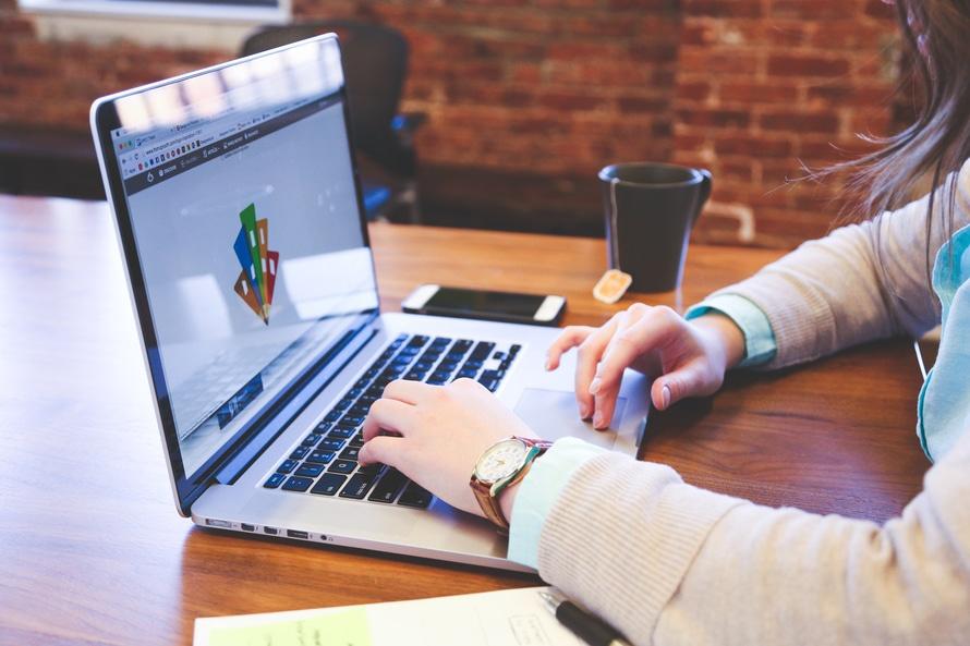 Designing a new website